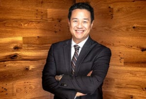Don Chen, President of the Surdna Foundation